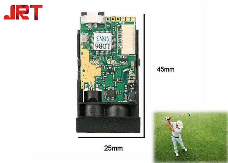 Golf Laser Range Finder Module Excellent Measure Solutions 40 Meter Range